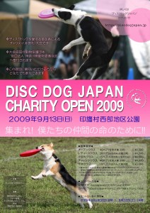Charity2009 poster